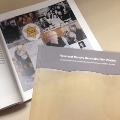 The Holocaust Memory Reconstruction Project by Lori Shocket