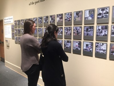 "Viewing the ""Holocaust Memory Reconstruction Project"""