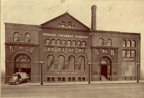 Hendler Creamery Corporation
