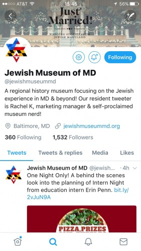 JMM's Twitter Profile