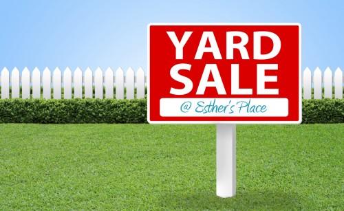 yard sale hori