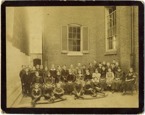 Elementary School #3, C. 1890. JMM 1991.35.20d