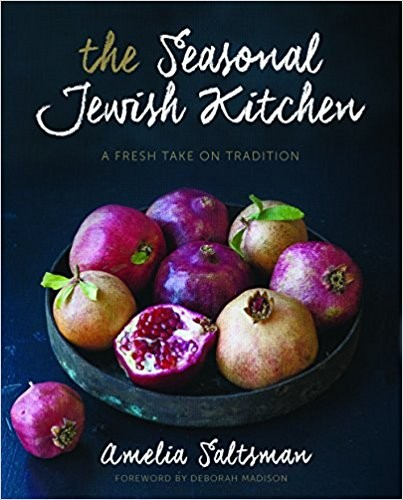 Recipe from The Seasonal Jewish Kitchen