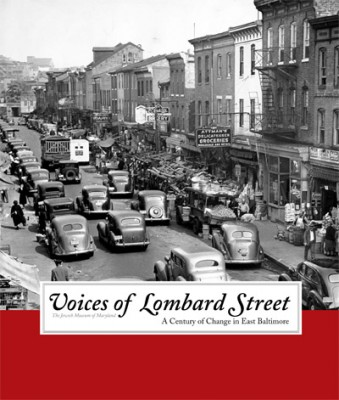 Cover of the Voices of Lombard Street brochure