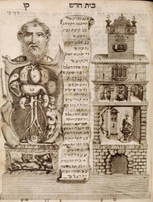 Ma'aseh Tuviyya, Tobias Cohen, 1708, Germany National Library of Medicine