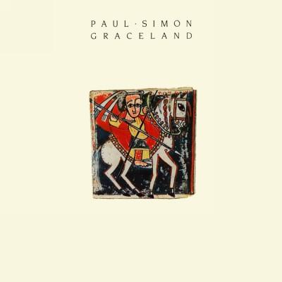 Graceland album cover