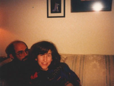 Tracie and Dad