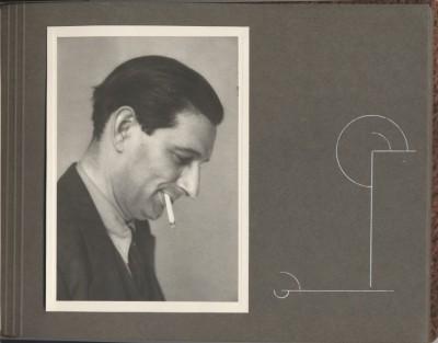 Dr. Joseph Schwartz, March 23, 1941.