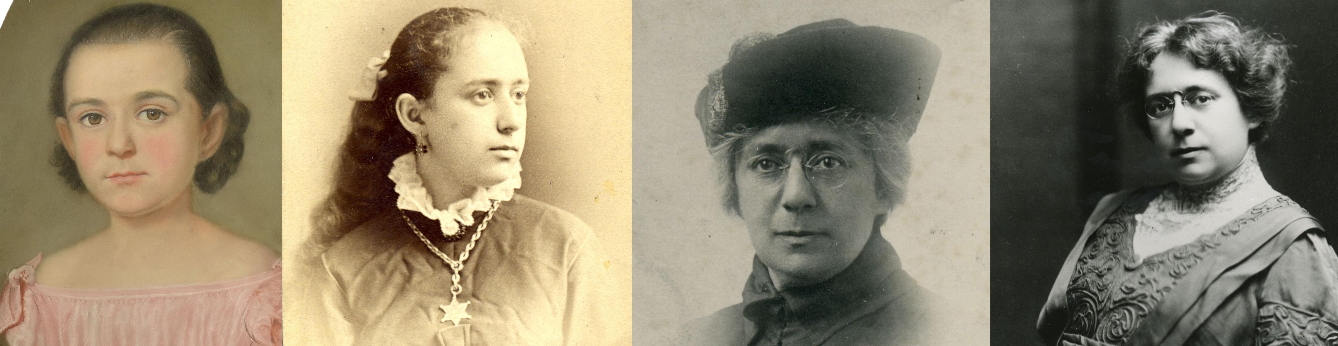 Henrietta Szold Living History Character: World Premiere – Jewish Museum of  Maryland