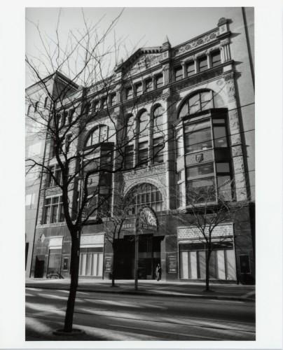 Hutzler Brothers Palace, 2001.  JMM 2001.68.8