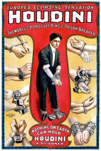 The World's Handcuff King & Prison Breaker