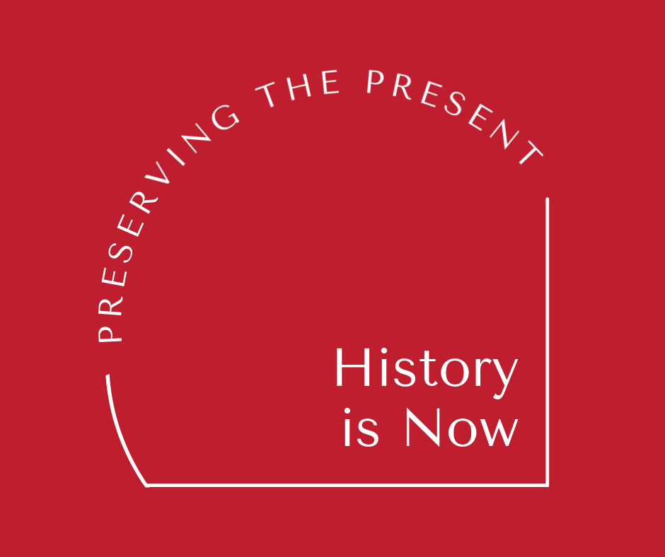 History is Now logo