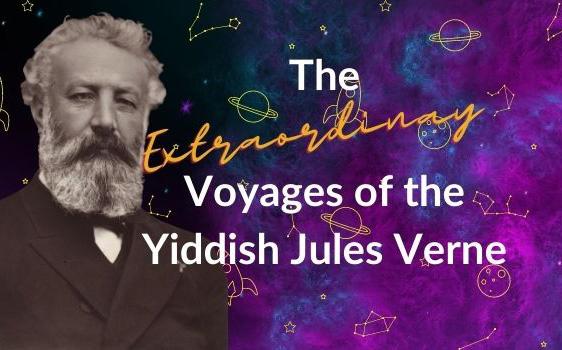 Author Jules Verne