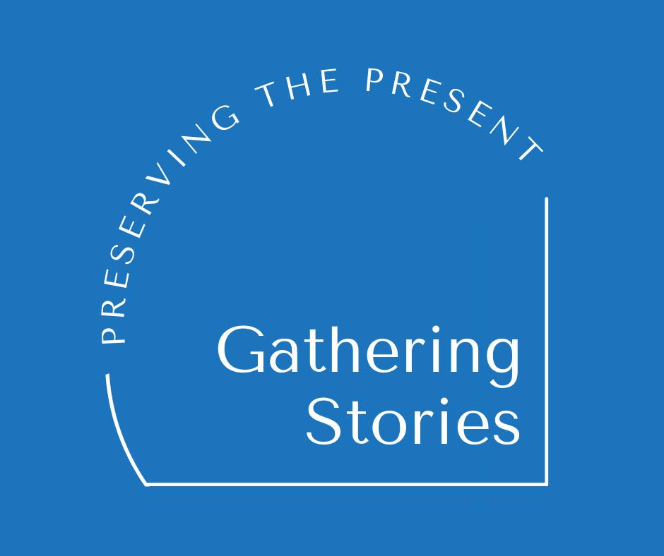 Gathering Stories logo