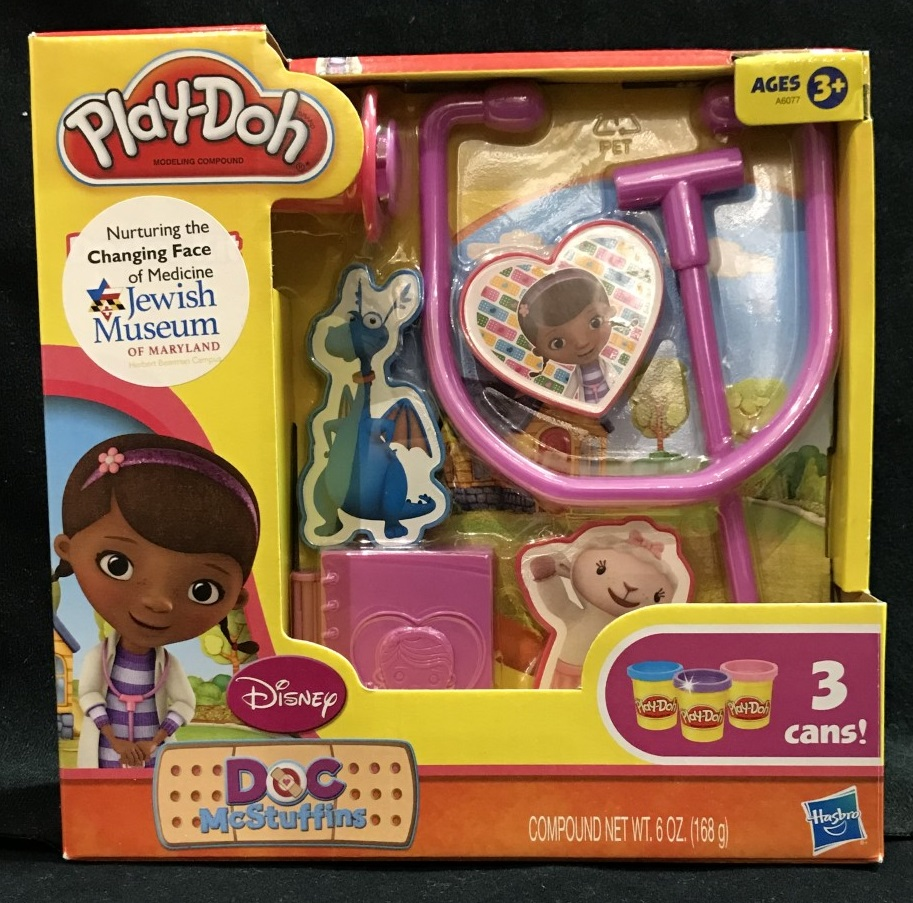 Play-Doh doctor