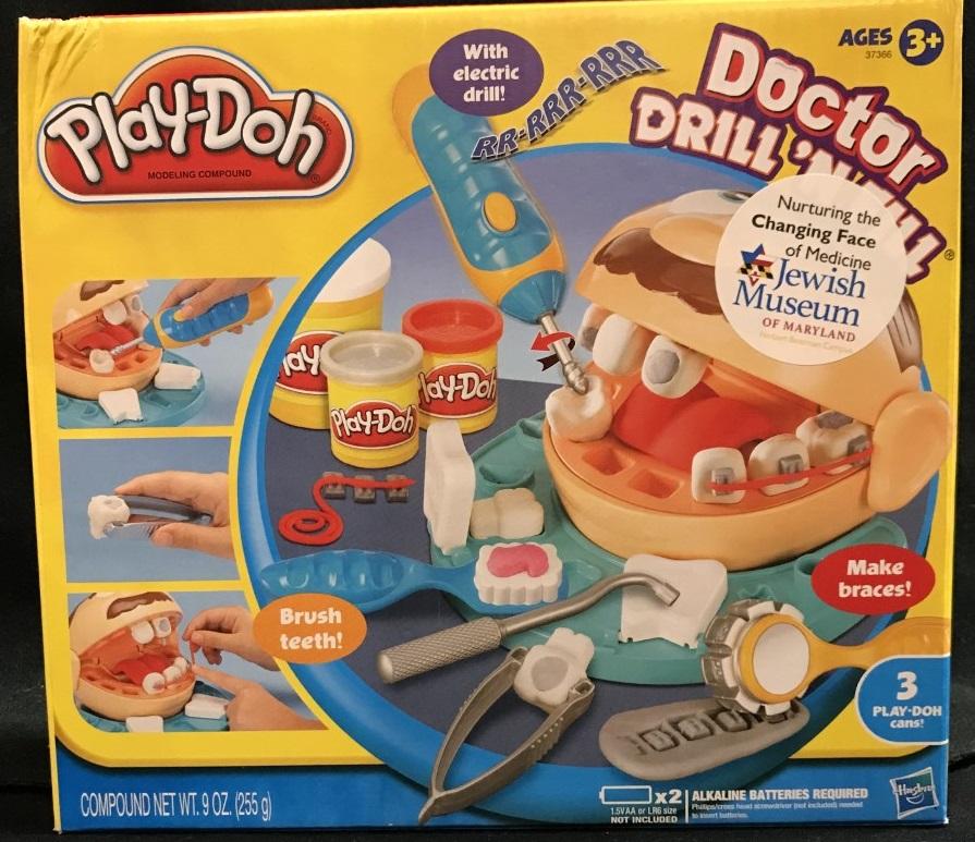 Play-Doh dentist